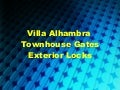 Villa Alhambra Locks Presentation 11-5-2011