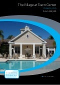 Village Town Center Davenport Florida Condos Investment Prospectus (Property Frontiers)