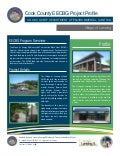 Cook County/Village of Lansing EECGB Project Profile