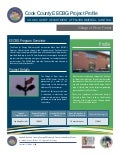 Cook County/Village of River Forest EECBG Project Profile