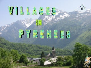 Villages In Pyrenees