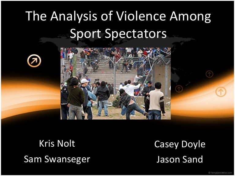 theories for violence in sports Contends that violence in youth hockey games comes from the professional level b/c hockey encourages aggression to advance into upper levels what is cathartic nature of sport aggression is released on the field and therefore, reduced during non-sport environments (no empirical evidence.