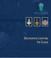 Vip class decorative lighting chandeliers