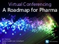 Virtual Conferencing: A Roadmap for Pharma