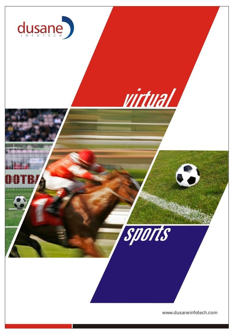 Virtual sports brochure – Sports Brochure