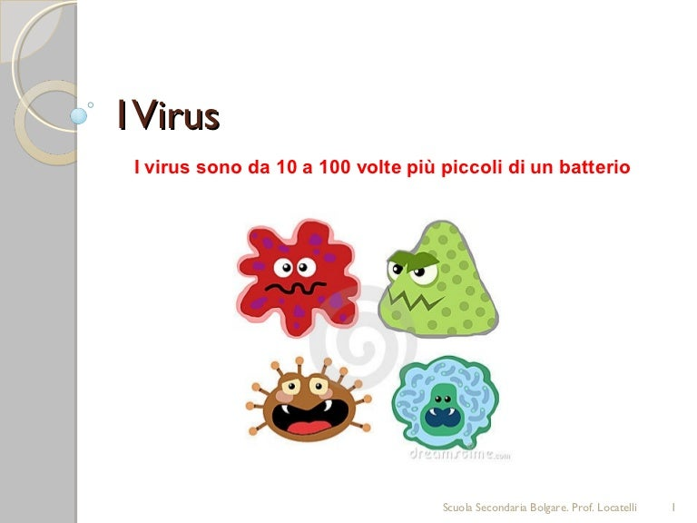virus e batteri skuola.net