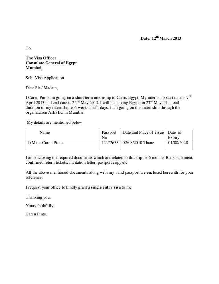 Visa covering letter example thecheapjerseys Images
