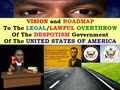 VISION and ROADMAP To The OVERTHROW Of DESPOTISM Governments