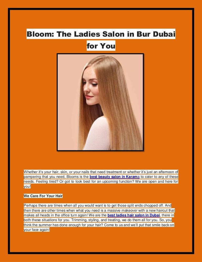 Visit Best Beauty Salon in Karama