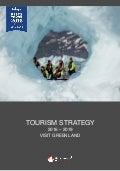 VISIT GREENLAND | TOURISM STRATEGY | 2016 – 2019
