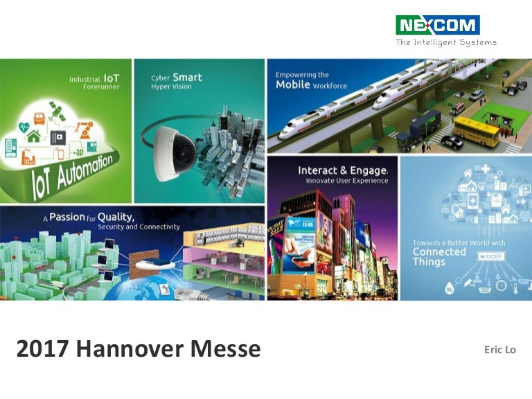 Visit Report Hannover Messe 2017 Eric Lo 20170505