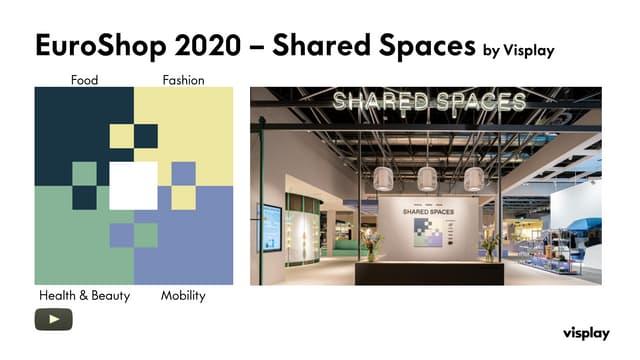 Visplay at euroshop 2020 summary