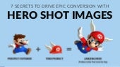 Visual Marketing with Hero Shot Images