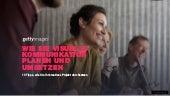 Tippsheet: Kreativprojekte planen und umsetzen
