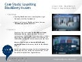VisualMente Case Study Loyalty BlackBerry Users