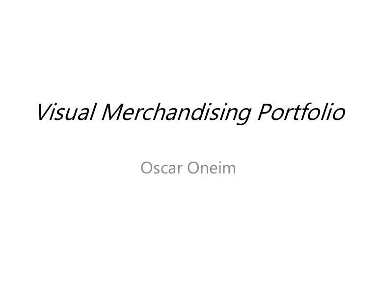 fashion visual merchandising resume vm portfolio visual