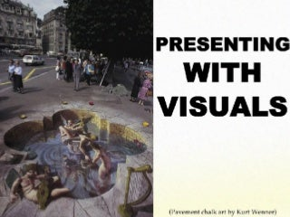 Visuals In Power Point