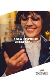 A New Frontier- Visual Search