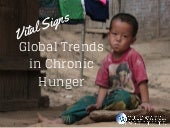 Global Trends in Chronic Hunger