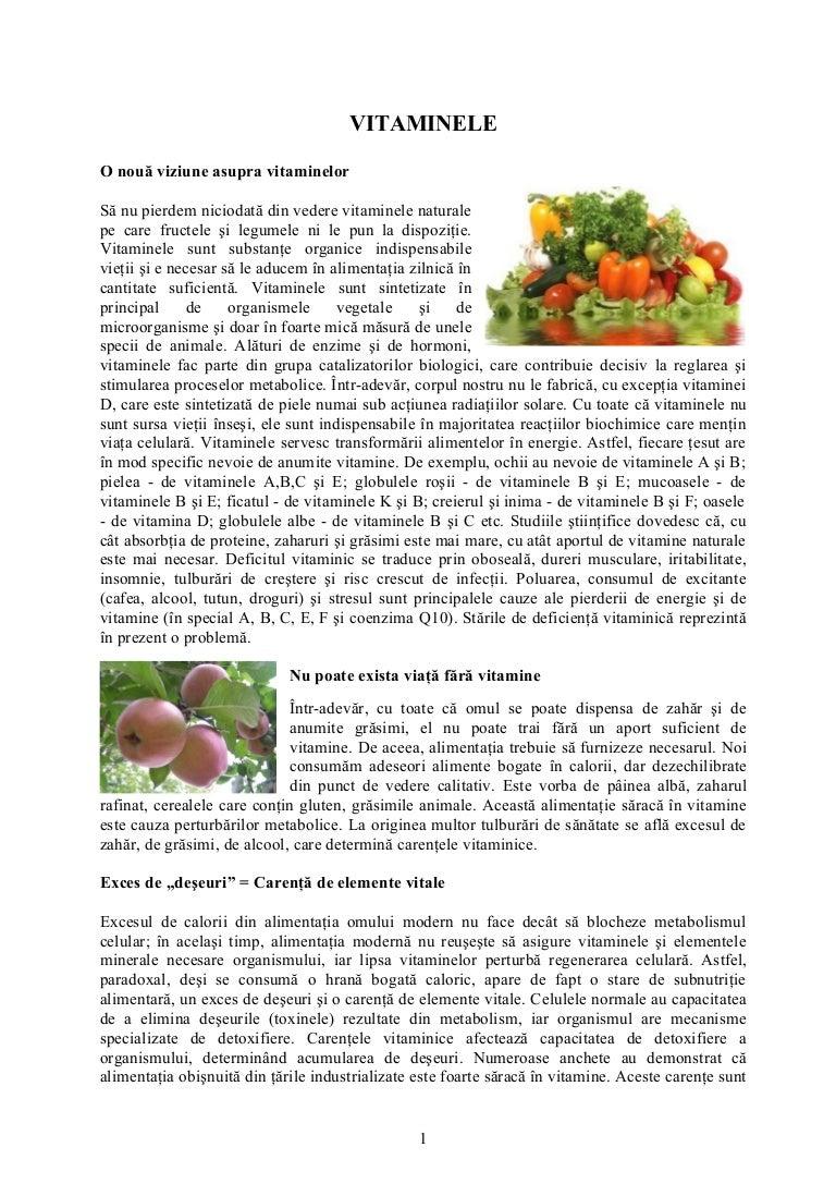 produse vitaminice pentru vedere scorțișoară pentru vedere