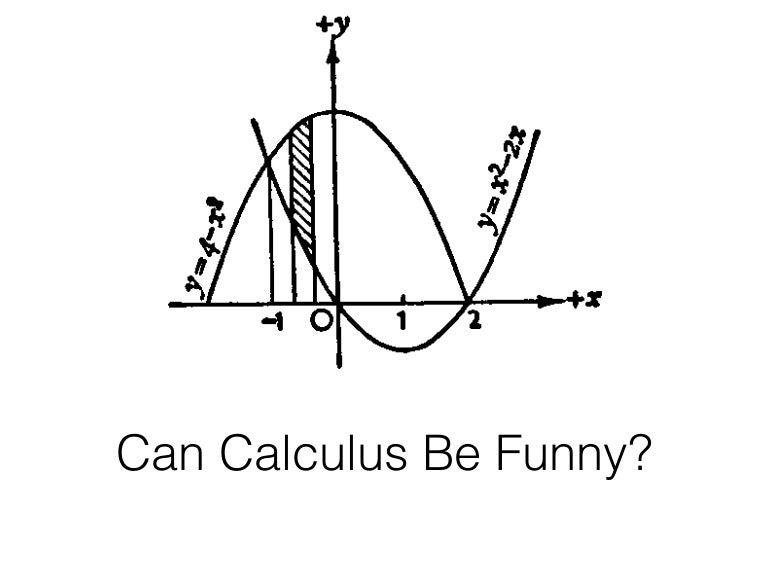 Calculus Joke