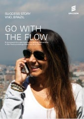 Case story: Vivo, Brazil: Go with the flow