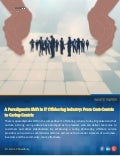 A paradigmatic shift in it-offshoring industry from cost-centric to caring-centric
