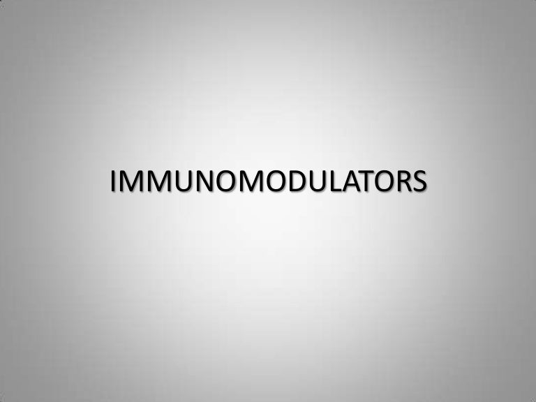 Immunomodulatorsvk toneelgroepblik Gallery