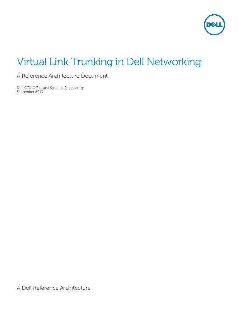 Dell VLT reference architecture v2 0