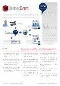 Blended Event - Product Sheet - VisualMente