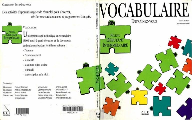 Vous Entrainez Vous pdf Entrainez Vocabulaire Entrainez Vous pdf Vocabulaire Vocabulaire CBoedx
