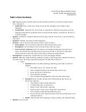 Extended definition essay on depression