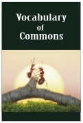 Vocabulary Of Commons