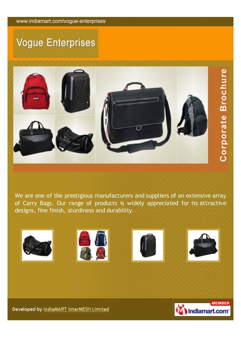086b824f56f Carry Bags Indiamart – Brickell Luxury Motors Blog