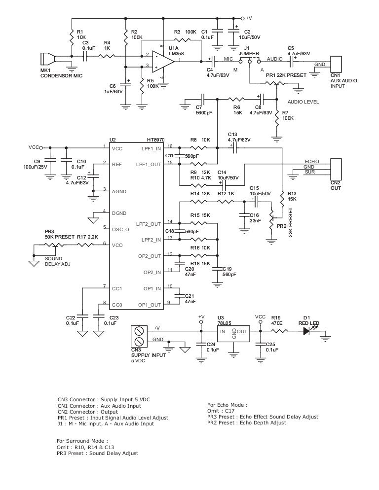 Red Led Schematic