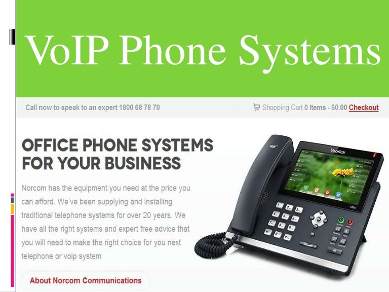 Voip Phone Systems For Small Business Australia