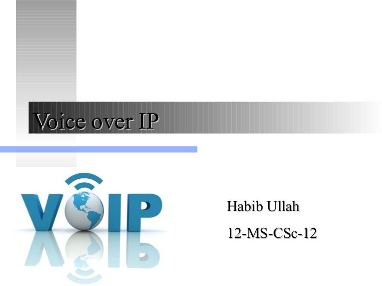Voice over ip voip toneelgroepblik Gallery