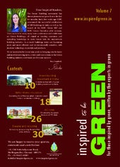 Inspired to be Green: Volume7