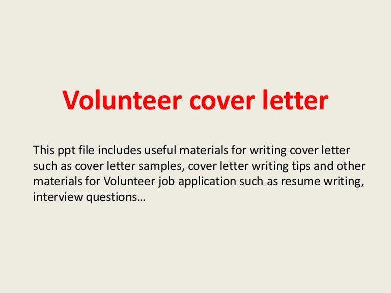 Volunteer letter writing mersnoforum volunteer letter writing thecheapjerseys Choice Image