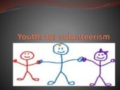 Volunteerism for the youths