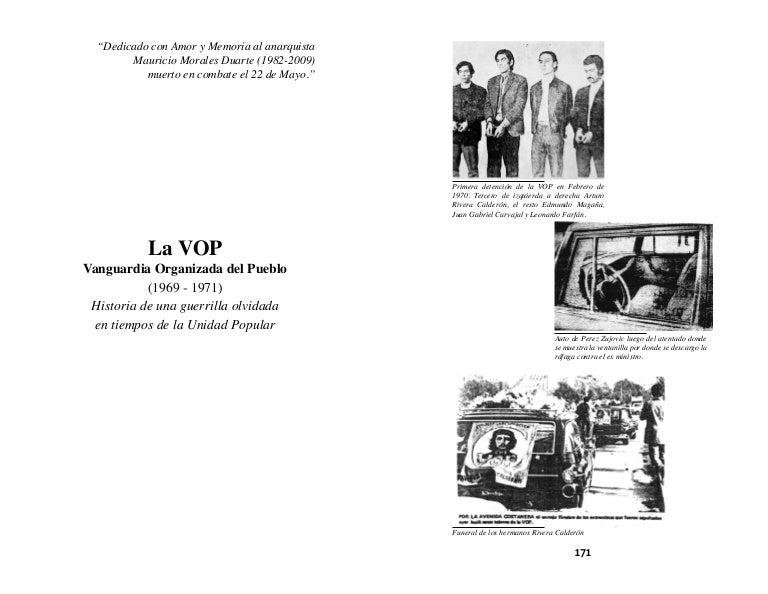 VOP Historia de una Guerrilla Olvidada