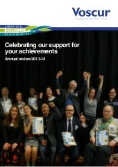 Voscur annual report