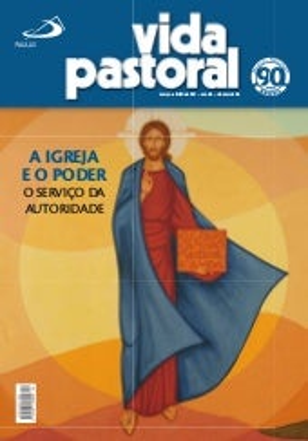 Vida Pastoral - março-abril de 2021 – ano 62 – número 338