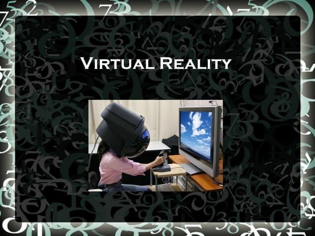 37aa101160d6 Virtual World