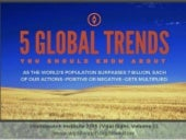 5 EYE-OPENING GLOBAL TRENDS YOU SHOULD KNOW ABOUT