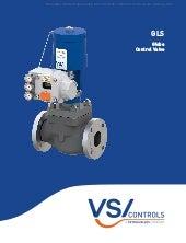 VSI Controls GLS Globe Control Valve   Mountain States Engineering and Controls