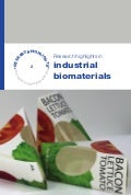 Research highlights in industrial biomaterials