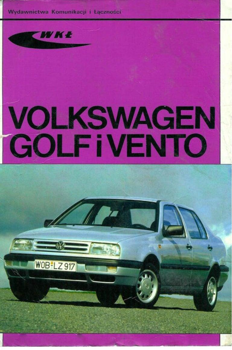 Golf Mk3 Manual Pdf
