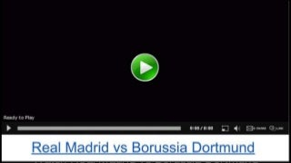 Watch real madrid vs borussia dortmund live stream uefa champions league online hd 2014