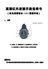 Spy Led mirror camera user guide/operation guide/Operation